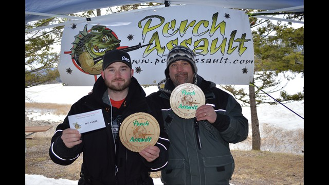 Josh and Shane - LMR 1st Place