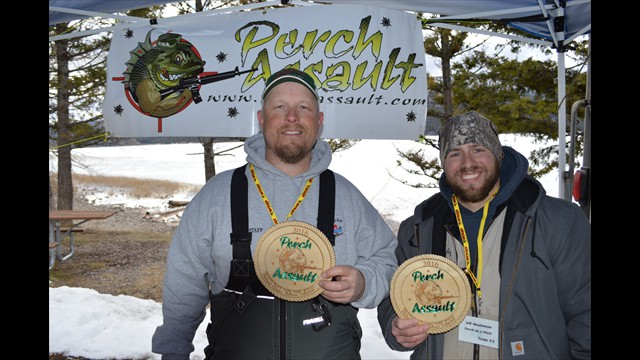 Russ and Jeff - LMR 2nd Place