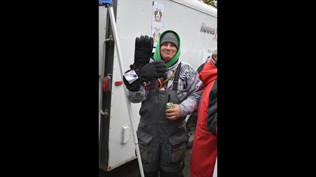 Striker Ice Gloves